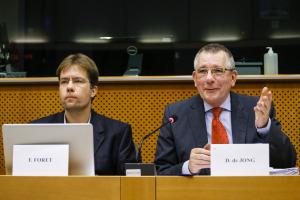 Francois FORET, Dennis de JONG